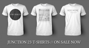 Junction 23 T-shirts